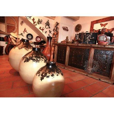 Poterie mexicaine terre cuite décoration d'extérieur Aix en Provence