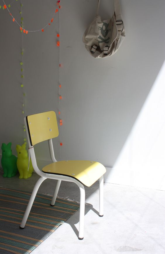 Chaise Les Gambettes: Interior Design, Children S Rooms, Children Room, Baby Room, Design Objects, Kids Rooms