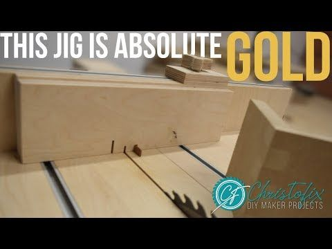 Amazing And Super Easy To Make Jig Youtube With Images Woodworking Projects For Kids Woodworking Books Jig