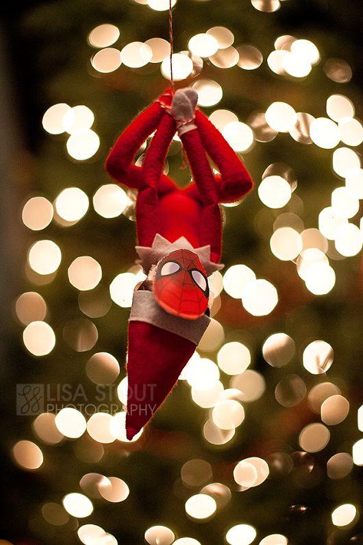 12 hillarious Elf On The Shelf Ideas https://www.youtube.com/watch?v=7SvCksfDg2w - Creative Diys - Google+