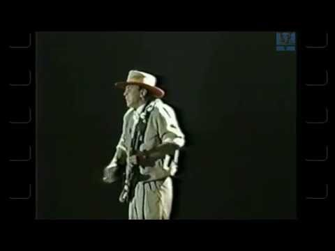 Stevie Ray Vaughan - Complete show at Chastain Park in Atlanta GA 8. 28....