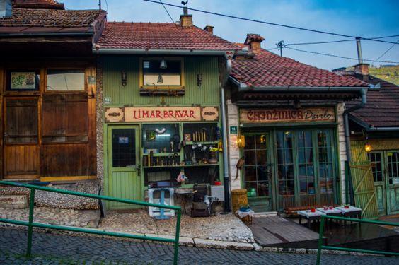 Ruelle de Sarajevo