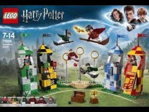 Lego Harry Potter Youtube Lego Harry Potter Lego Affen