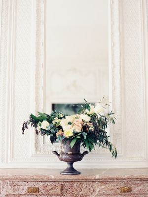 SSS - i would like to do a portrait of a floral arrangement like this in my new brass vase i texted you a picture of.