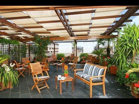 Diseno De Jardines En La Azotea Y Terrazas Jardin En Azotea Techos Jardin Jardines En La Azotea