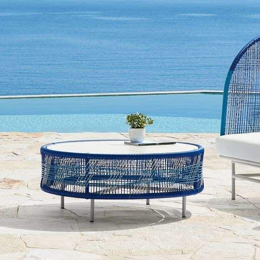Roar Rabbit Outdoor Coffee Table Outdoor Coffee Tables
