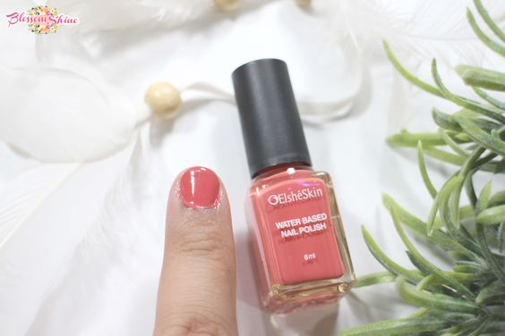 Peel Off Nail Polish ElshéSkin - Autumn