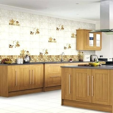 Interior Kitchen Tiles Design Fancy Ideas Also Latest Tile Designs