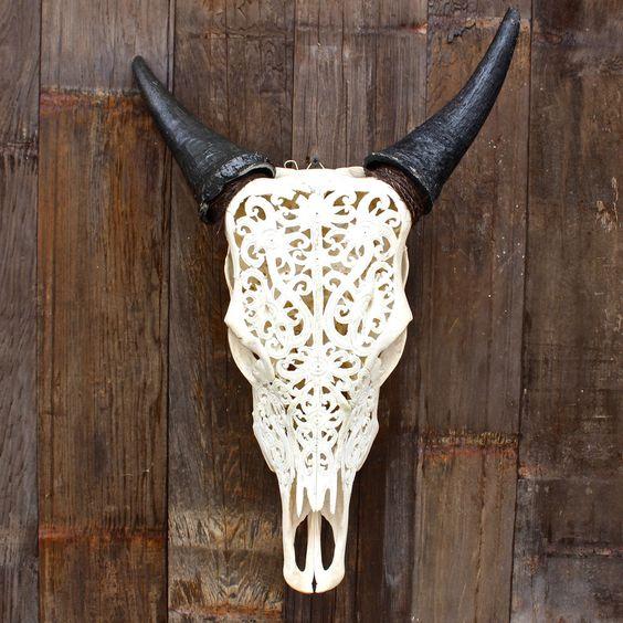 Glorified Balinese Skull   Child of Wild