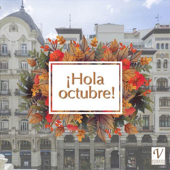#holaoctubre #bienvenidooctubre #otoño