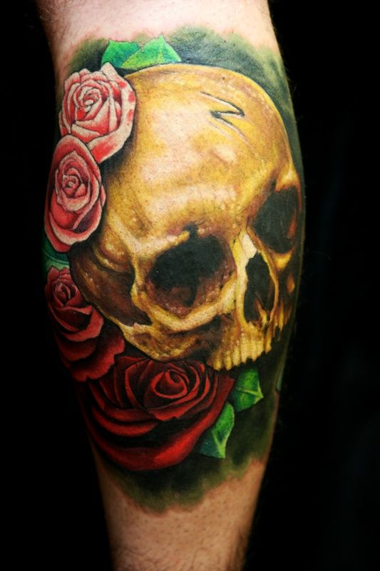 Chris blinston at no hard feelings tattoo gallery in coral for Coral springs tattoo