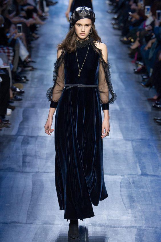 Défilé Dior prêt-à-porter femme automne-hiver 2017-2018 58