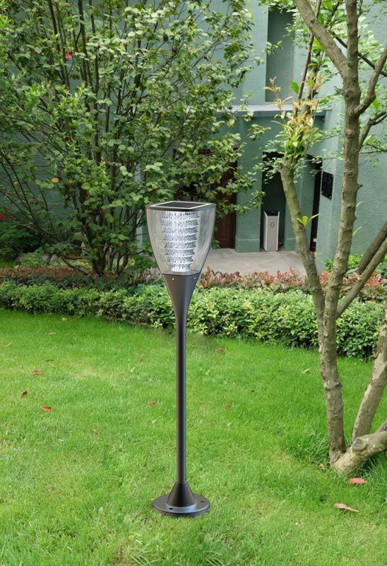 Lampione Led A Energia Solare Per Giardini Esterni Villa Energia Solare Giardino Led