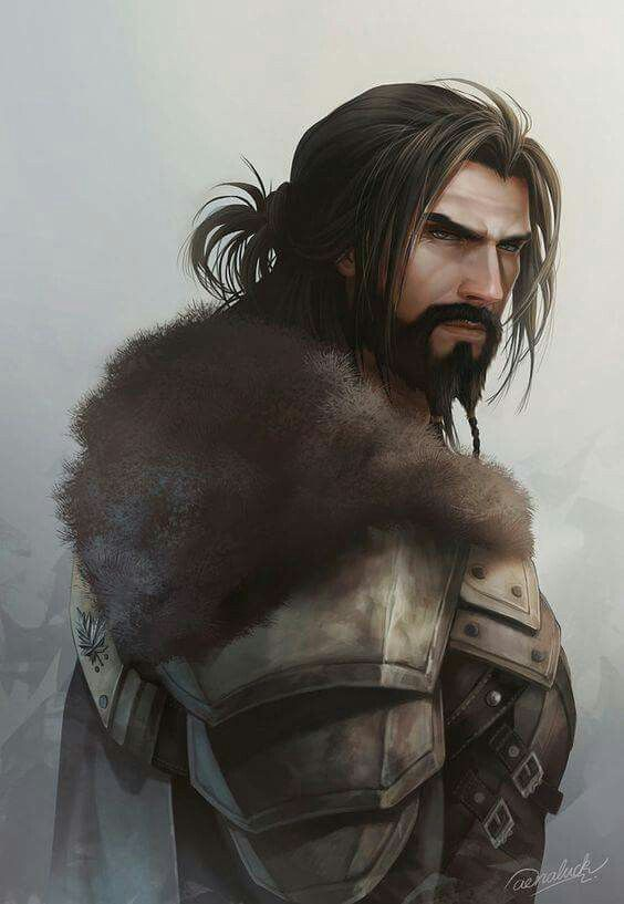 Nice Artwork Rugged And Handsome Character Art Character Portraits Fantasy Art