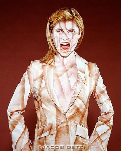 Mishka Screaming  www.facebook.com/getzphoto #portraits #photography #model