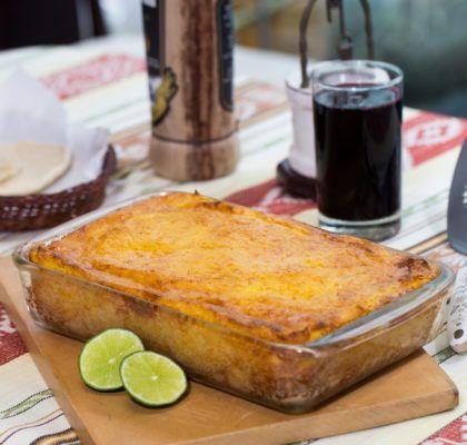 Pastel De Choclo Relleno Chef Fernando Vera Horna Pastel De Choclo Pastel De Maíz Recetas Peruanas