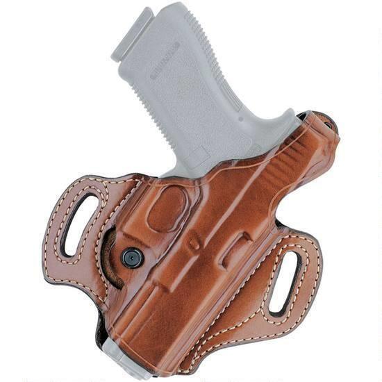 Aker Leather 168 Flatsider Slide Xr12 Sig P320 Fs Belt Holster
