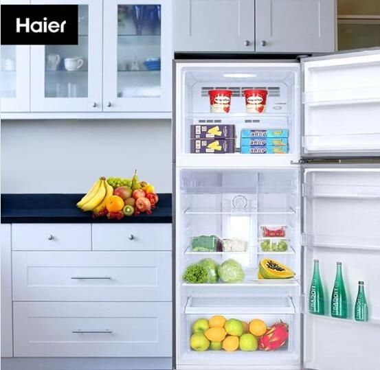 Haier Hrf 600igb 2 Door G Series Refrigerator Refrigerator Haier Refrigerators Kitchen Counter