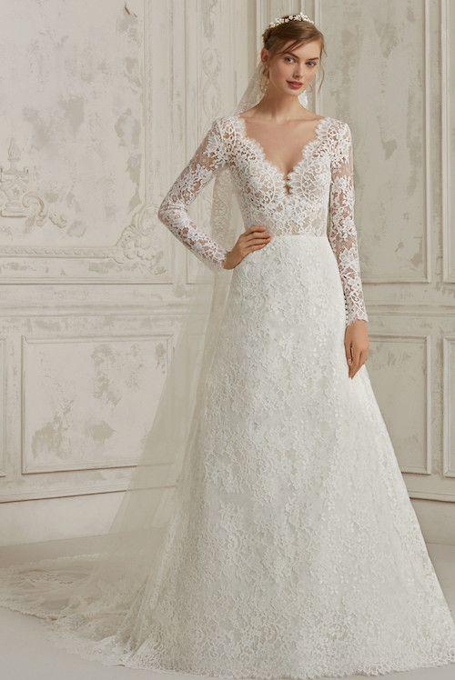 Épinglé sur Robes de mariée Princesse