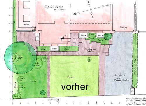 Gartenberatung Beispiele Garten Grundriss Garten Gartenentwurfe