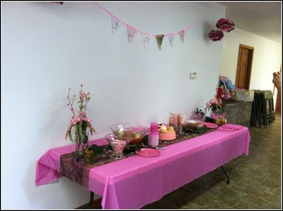 pink camouflage baby shower decorations pink camo decorations baby