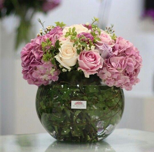 Pin By Aliya Queen On Rose Rose Glass Vase Vase
