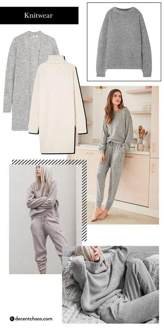 Домашняя одежда: 7 стильных идей  Одежда для дома Outfits to wear at home  #home #loungewear  #дом #домашняяодежда #одеждадлядома