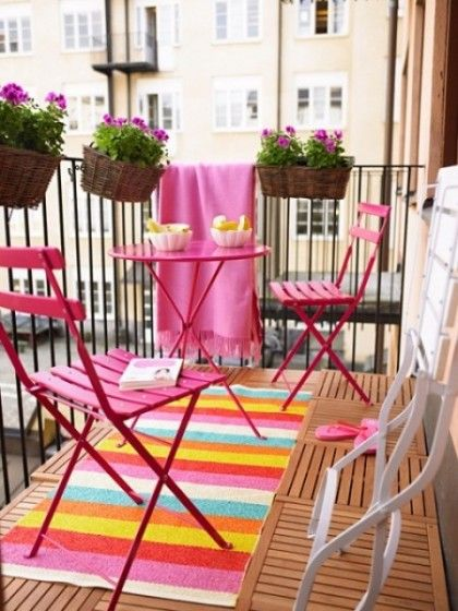 7 Budget-Friendly Ways To Get Your Patio Summer-Ready | theglitterguide.com: