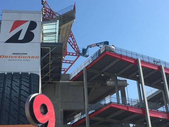 #NESpotted at Nissan Stadium in Nashville