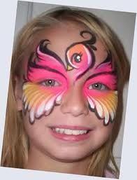 maquillaje artistico infantil , Buscar con Google