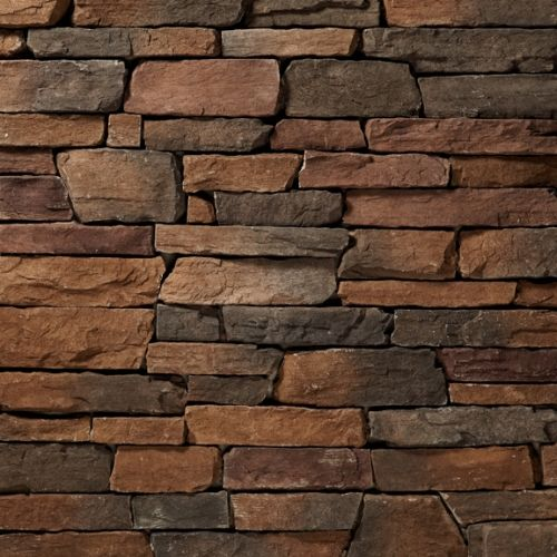 Stones style and colors on pinterest for Environmental stoneworks pricing
