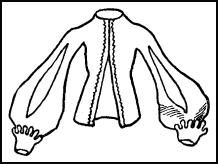 Doublet & Slashed Sleeves & Cuffs