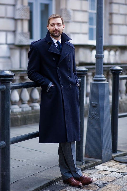 Mr Patrick Grant of Norton & Sons and E. Tautz, both of Savile Row