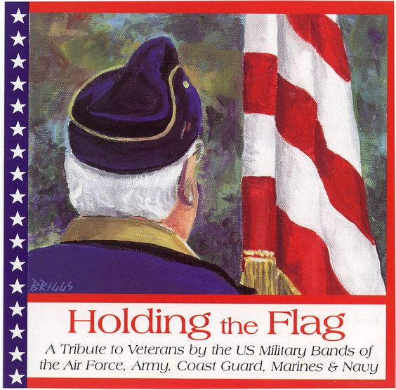 #4thofJuly Celebration! - Check out Holding the Flag, a set of your favorite patriotic songs, available now on #iTunes! http://ow.ly/yx5Qa #independenceday