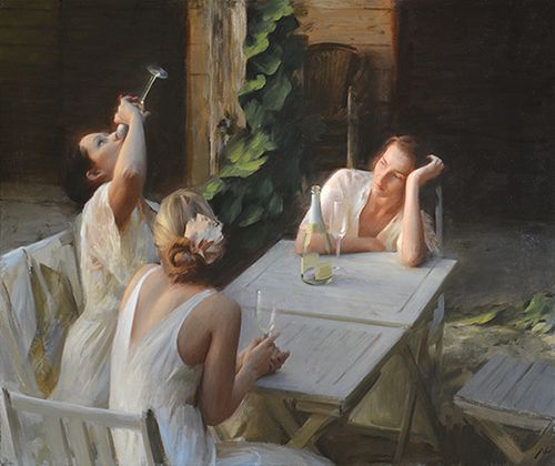 OIL GALLERY 1 | www.nickalm.com: