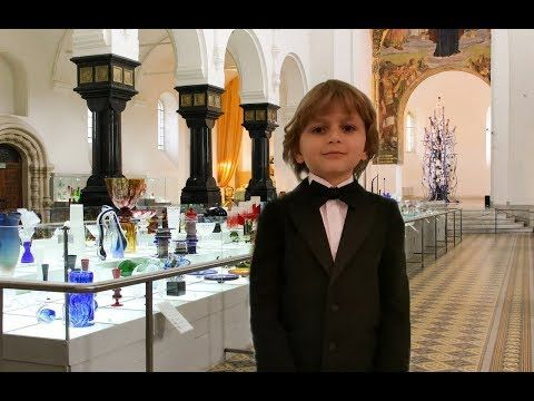 Elisey Mysin F Chopen Valse Op 64 1 St George S Cathedral Goose Crystal 2019 Youtube