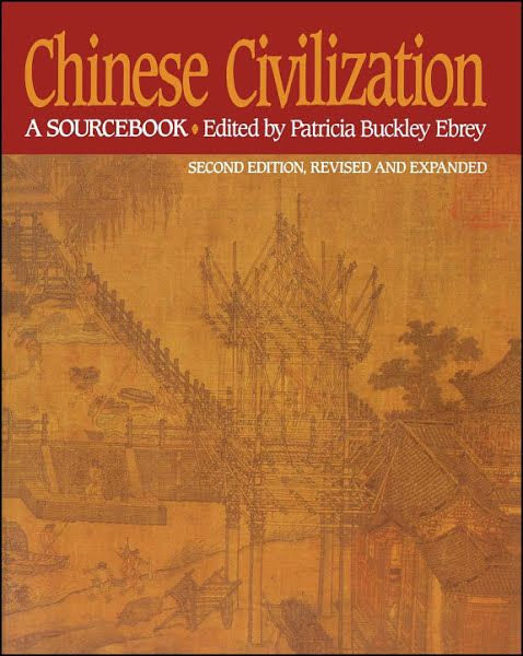 Download Ebooks Chinese Civilization By Patricia Buckley Ebrey