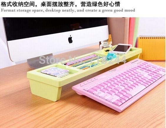 prateleira de teclado