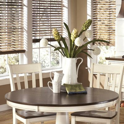 FREE SHIPPING! Shop Wayfair for Signature Design by Ashley Whitesburg 5 Piece Dining Set - Great Deals on all  products with the best selection to choose from!