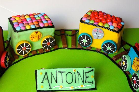 Suite du gâteau d'anniversaire