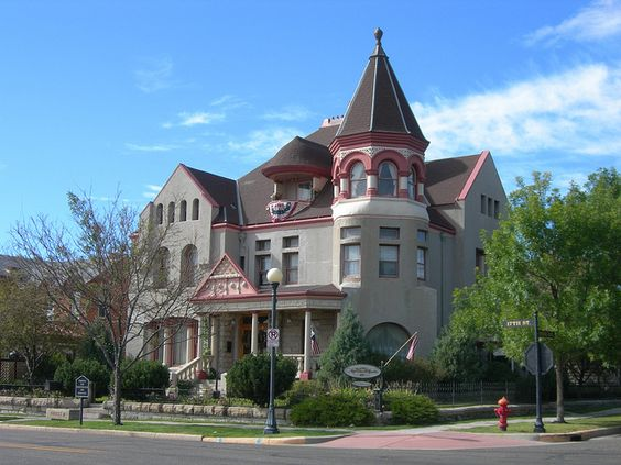 Cheyenne wyoming wyoming and historic homes on pinterest for New home builders in cheyenne wyoming