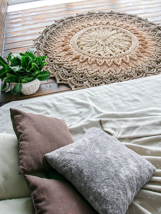 Ideas to Decorate With Rugs