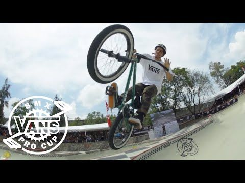 Vans Have Announced The 2019 Vans Bmx Pro Cup Series Dates And