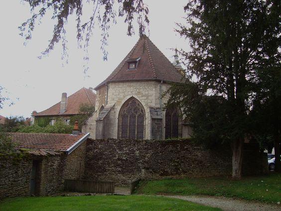 Eglise Saint-Christophe d'Héricourt (Haute-Saône)