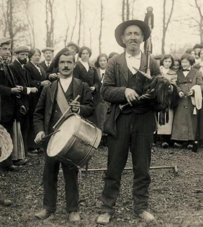 FOTO DE MODESTO MONTOTO, 1910.
