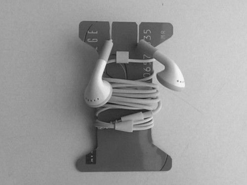 Diy Earbud Holder Hapuchu Earbud Holder Diy Leather Belt Diy Headphones