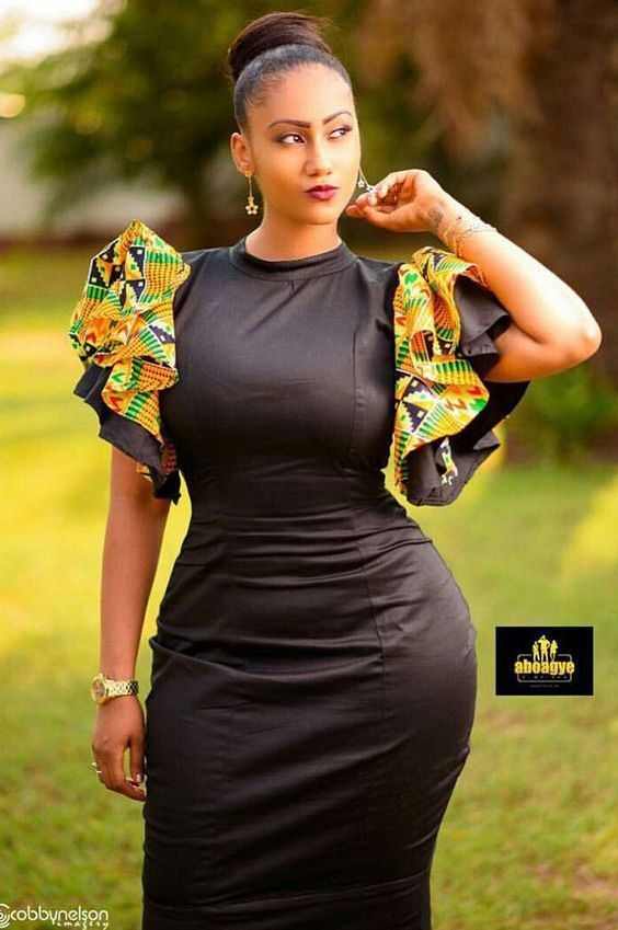 Cute Ankara Styles That Are Perfect To