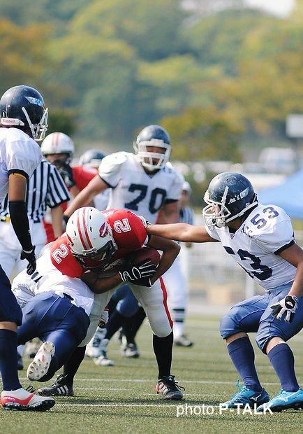 京都外国語大学vs帝塚山大学 10月29日 @EXPO FLASH FIELD