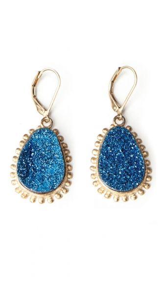 Dangling Earrings by Marcia Moran