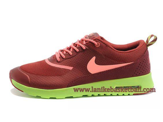 le dernier eb0a6 7b04f Nike Air Max Thea Rose Et Gris song-net.fr